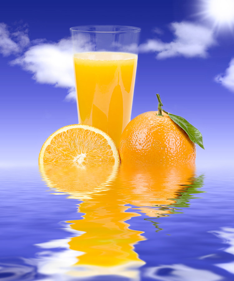 Download Orange juice stock photo. Image of juice, mediterranean - 4408054