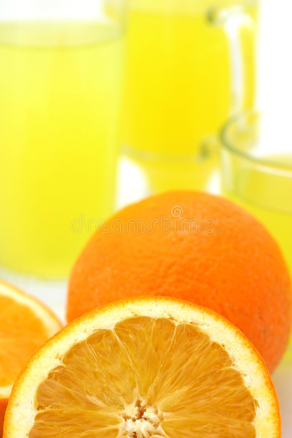 Download Orange and juice stock photo. Image of colored, healthcare - 5902456