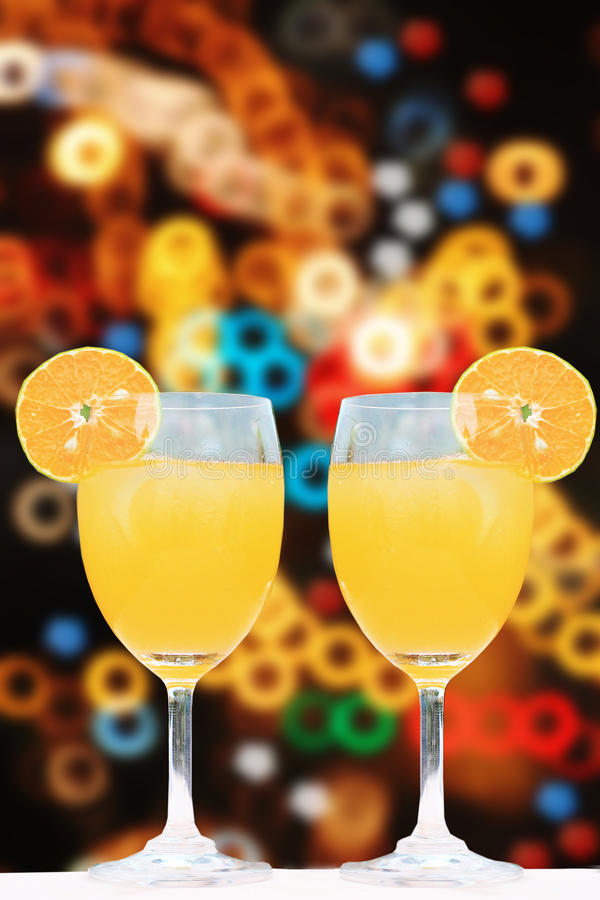 Download Orange juice in a glass stock photo. Image of juicy, sliced - 20708810