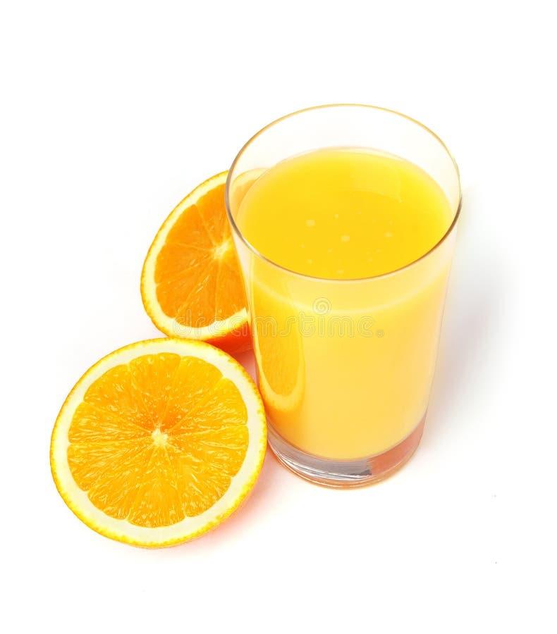 Download Orange juice isolated stock photo. Image of gold, half - 17181448