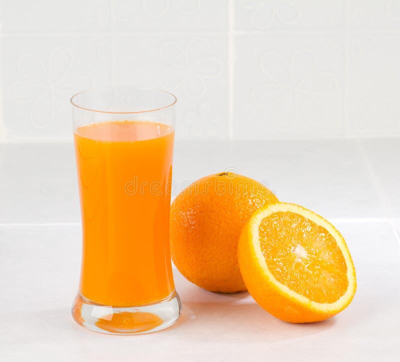 Download Orange juice and orange stock image. Image of orange - 25285725