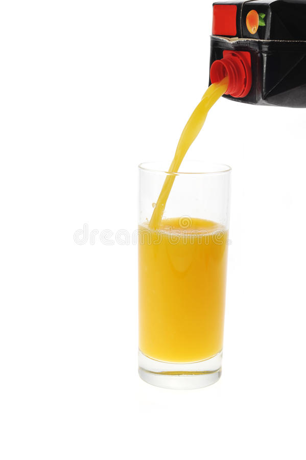 Download Orange juice pour stock photo. Image of healthy, nature - 11379380