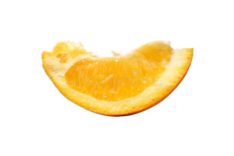 Orange Kapitel lizenzfreie stockfotografie