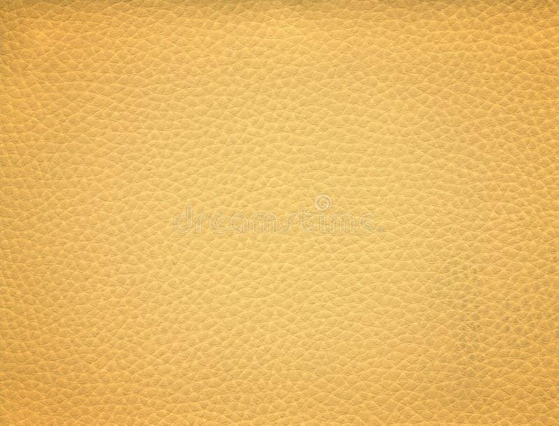 Orange Leder lizenzfreie stockbilder