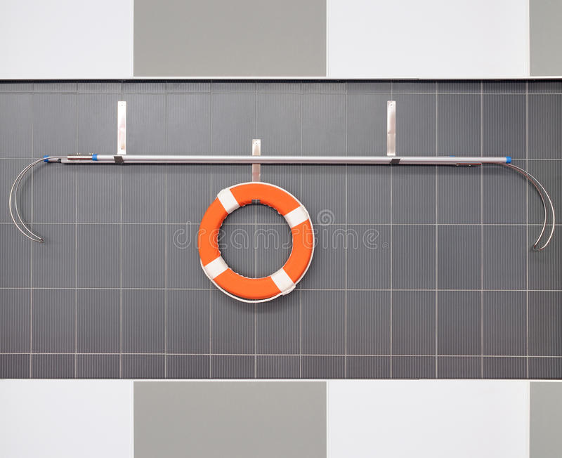 Download Orange lifebuoy stock photo. Image of help, emergency - 23798146