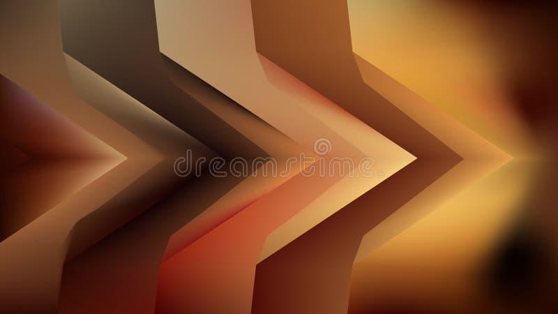 Orange Light Yellow Background Beautiful elegant Illustration graphic art design Background. Image stock illustration