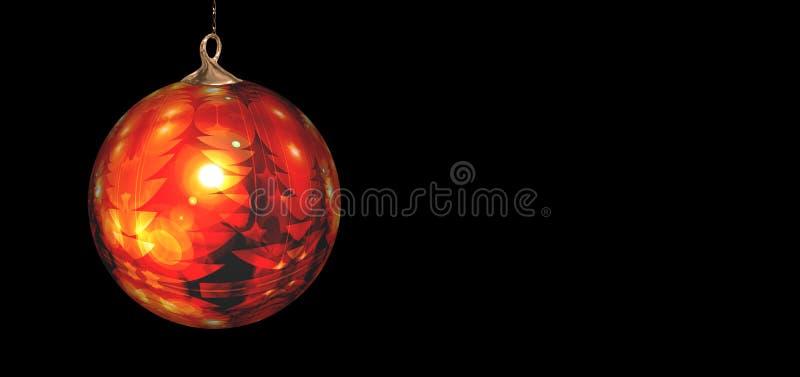 Orange, Lighting, Sphere, Christmas Ornament stock image