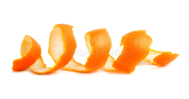 Orange - macro images stock