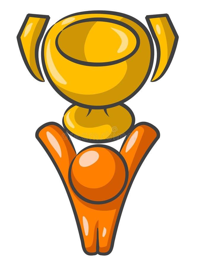 Orange man winner