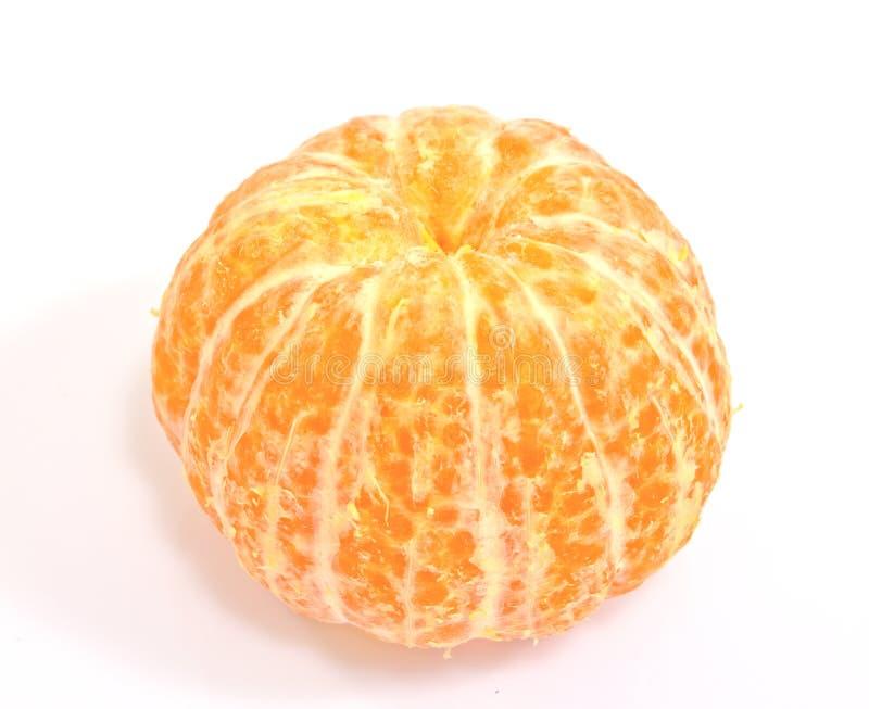 Orange mandarin or tangerine fruit stock photos
