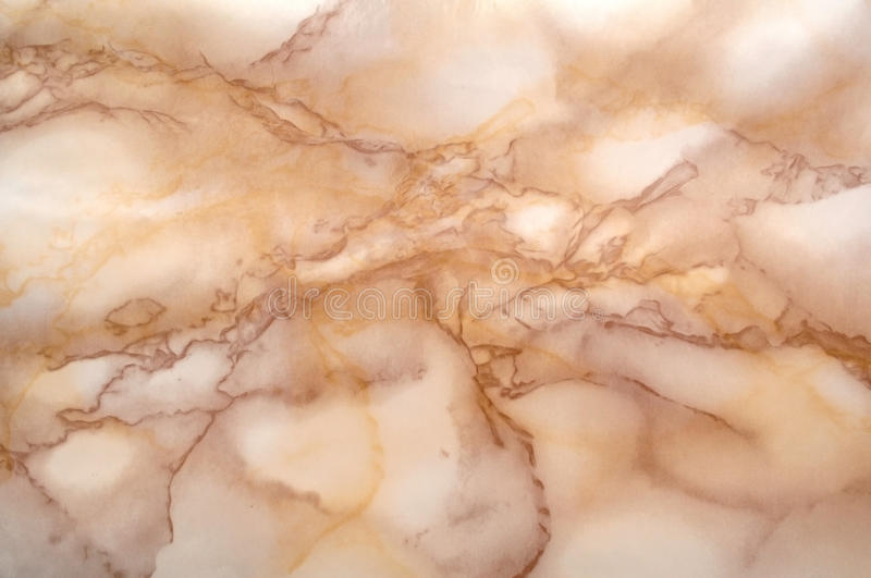 Orange marble texture. Abstract background