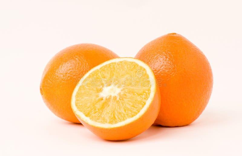 Orange navel photo stock