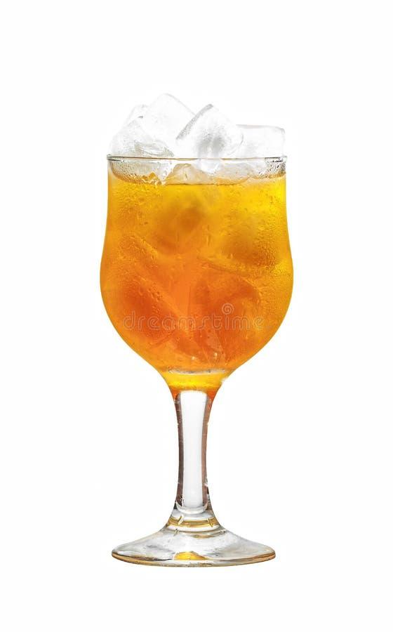 Orange, non-alcoholic, drink, summer, alcoholic, cocktail, vodka, juice royalty free stock photo
