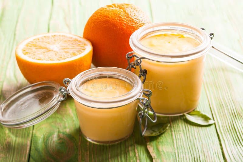 Orange ostmassa fotografering för bildbyråer