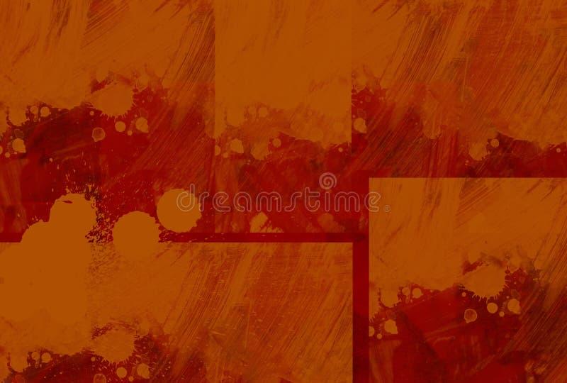 Download Orange Painter stock photo. Image of smudges, dirt, maroon - 24807332