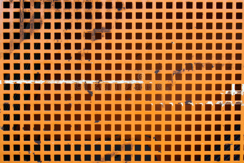 Orange Rasterfeld stockbilder