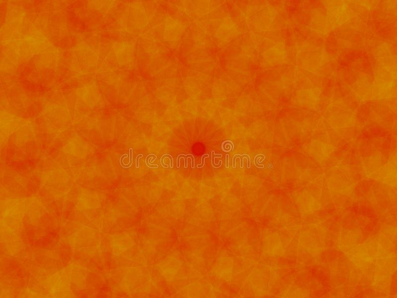 Orange and Red Background stock images
