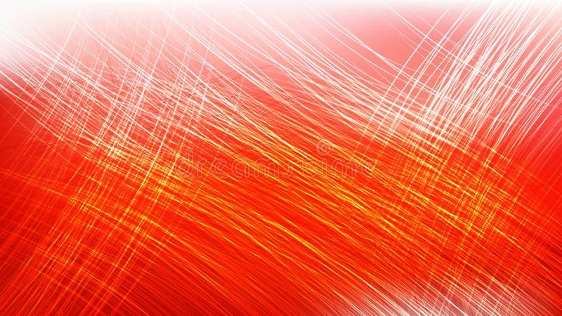Orange Red Line Background Beautiful elegant Illustration graphic art design Background. Image vector illustration