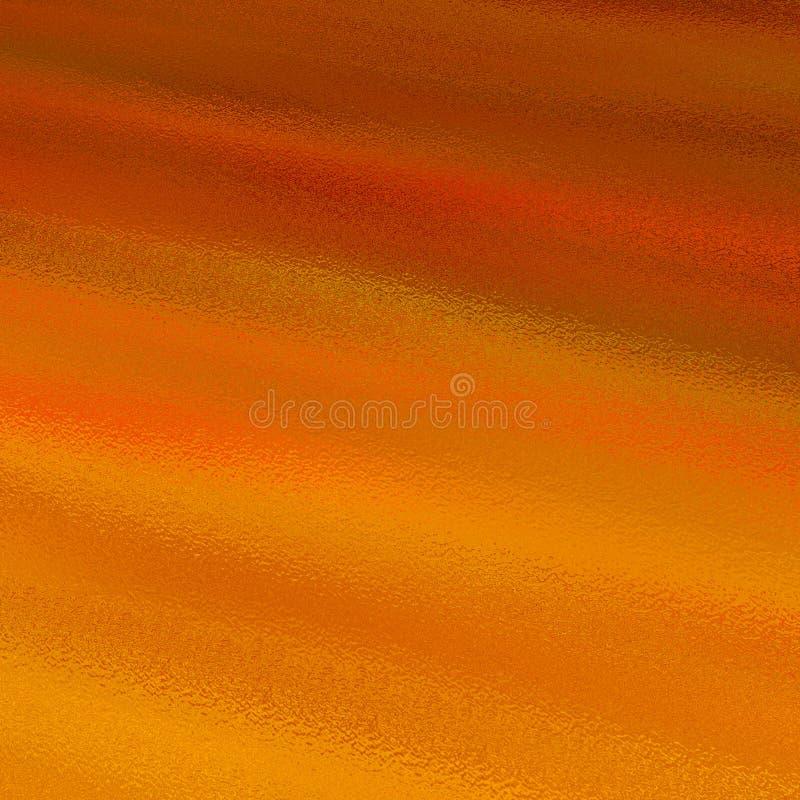Download Orange And Red Patterned Glass Stock Illustration - Illustration of color, tone: 115031