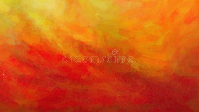 Orange Red Sky Background Beautiful elegant Illustration graphic art design Background. Image vector illustration