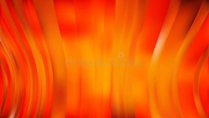Orange Red Yellow Background Beautiful elegant Illustration graphic art design Background. Image stock illustration