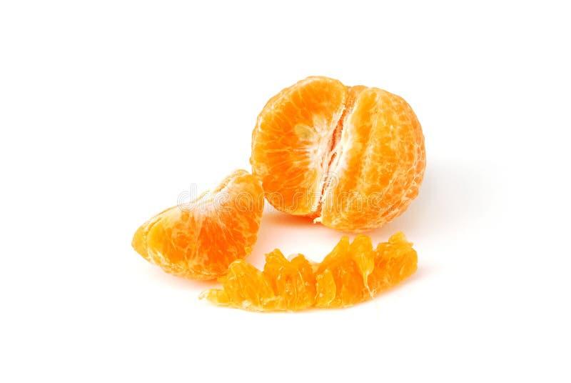 Orange reparation de slitna delarna royaltyfri bild