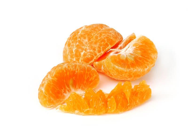 Orange reparation de slitna delarna royaltyfria bilder