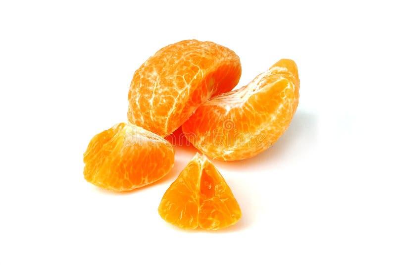 Orange reparation de slitna delarna arkivfoton
