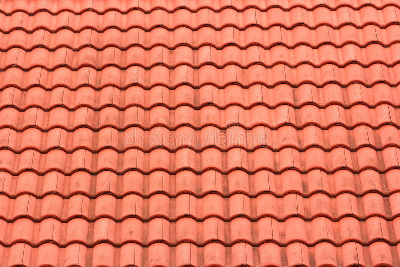 Download Orange Roof Tiles. Stock Photo. Image Of Building, House   36027214