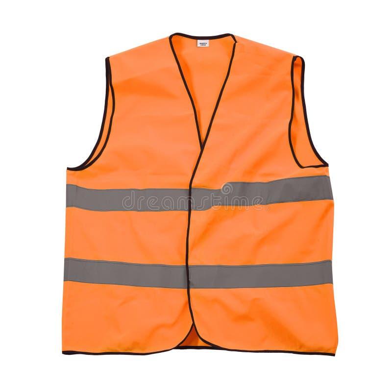 Download Orange safety jacket stock image. Image of jacket, orange - 31107111