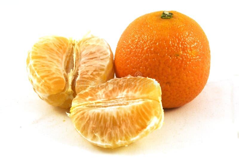 Orange Schale stockfotografie