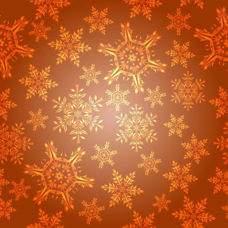 Orange seamless background royalty free stock photography