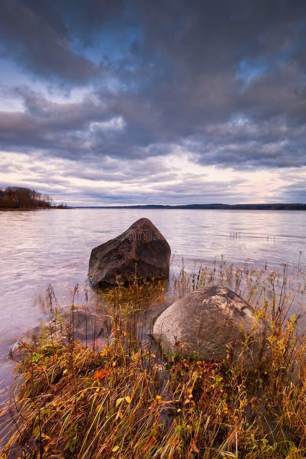 Download Orange Shore Landscape Stock Images - Image: 23432174
