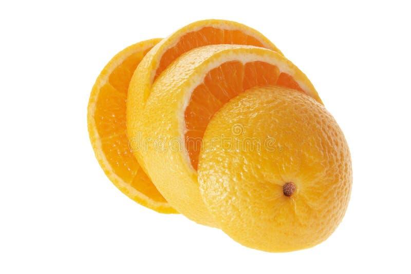Download Orange skivor fotografering för bildbyråer. Bild av skjutit - 19789487