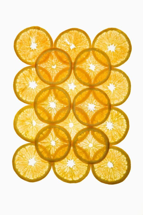 Download Orange skivor arkivfoto. Bild av lager, inomhus, livstid - 3531454