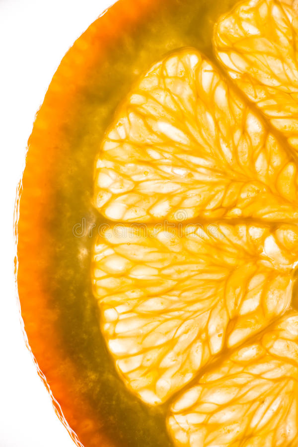 Download Orange slice stock photo. Image of background, orange - 18220662