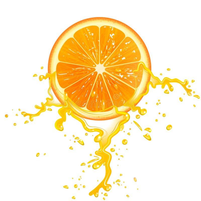 Free Orange Slice Royalty Free Stock Images - 41087589