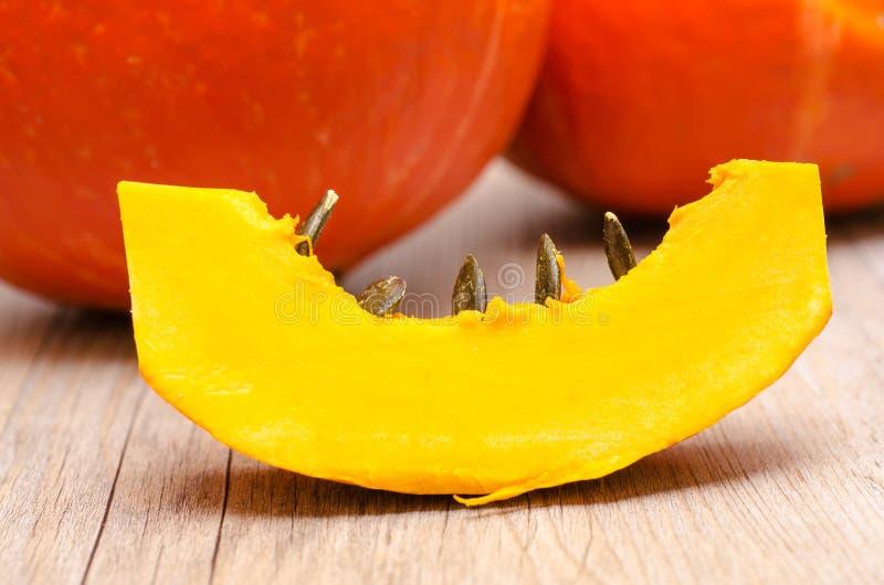 Download Orange slice of a pumpkin stock image. Image of healthy - 34270405