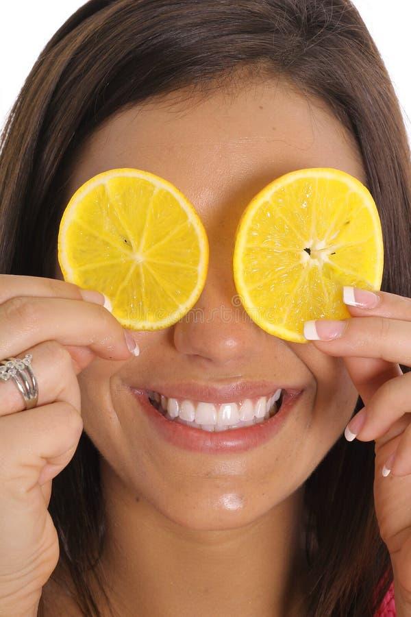 Free Orange Slice Smile Vertical Royalty Free Stock Images - 14780889