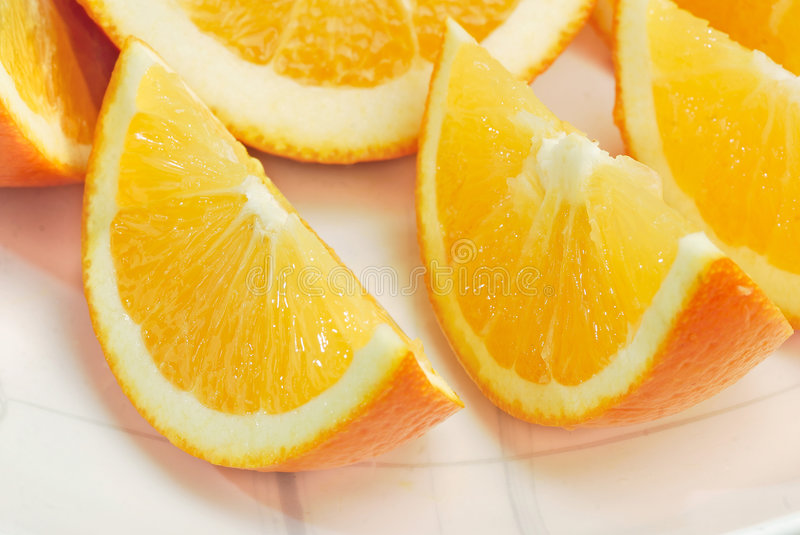 Download Orange slices stock image. Image of season, slice, juice - 3924079