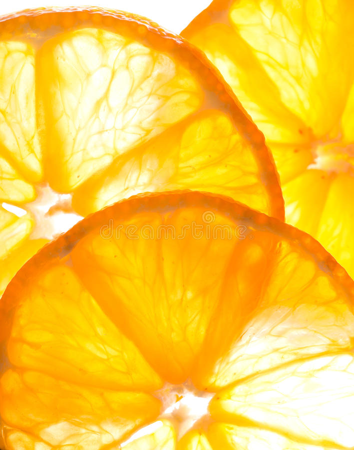 Orange slices. Fruit background. Citrus stock photos