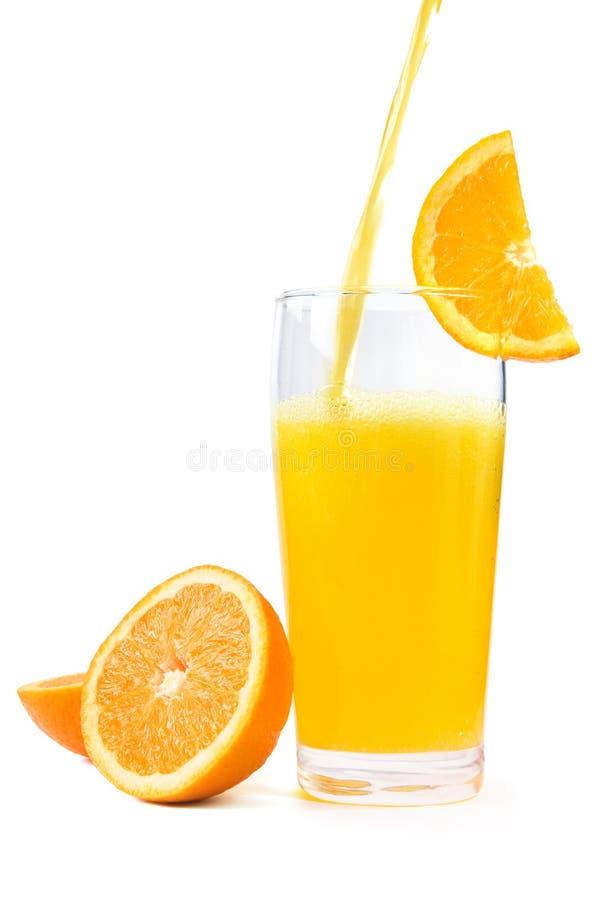 Orange Soda stockfotografie