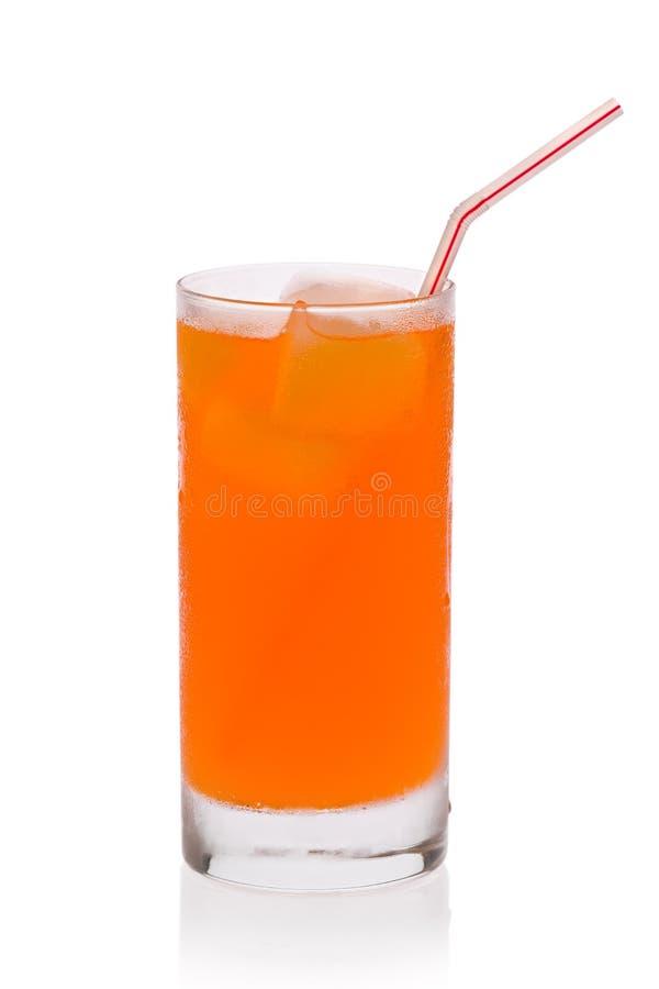 Orange Soda lizenzfreies stockbild