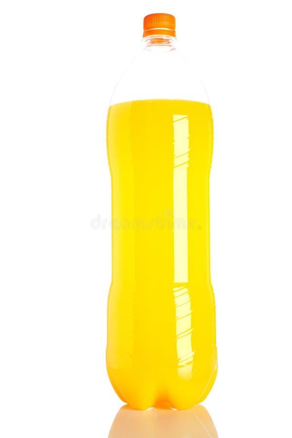 Free Orange Soda Bottle Stock Photo - 5436180