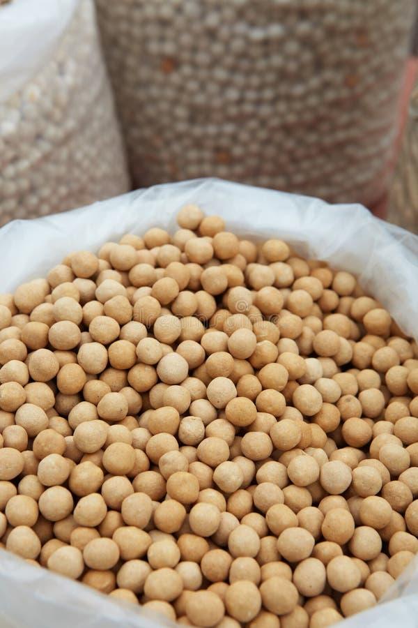 Download Orange Soya Beans Royalty Free Stock Image - Image: 13464656