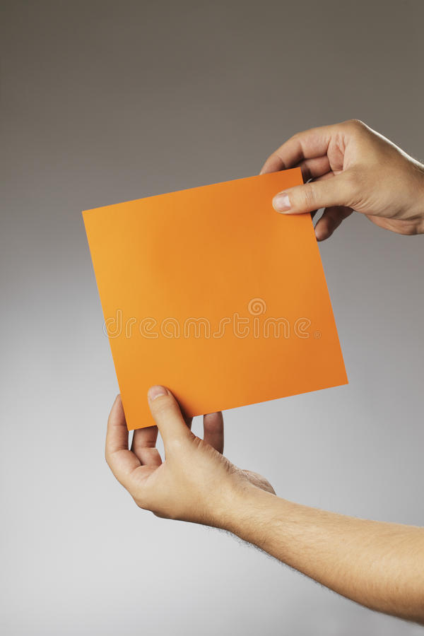Download Orange square stock image. Image of color, blank, shaped - 16693677