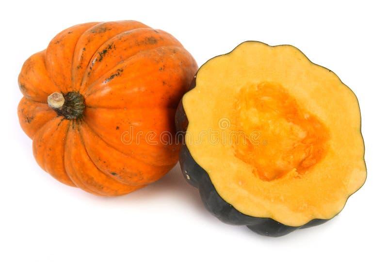 Orange squash royaltyfria foton