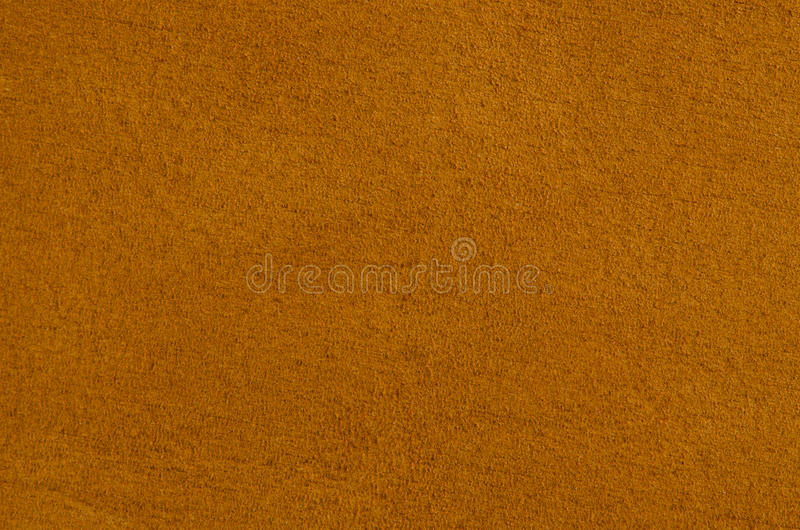 Orange suede arkivfoto