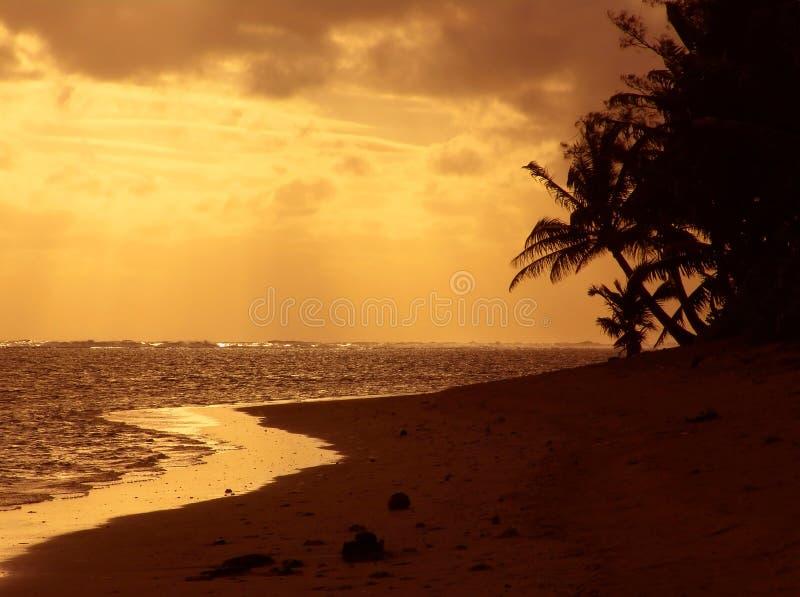 Download Orange Sunset stock photo. Image of pacific, feelings, beach - 155606