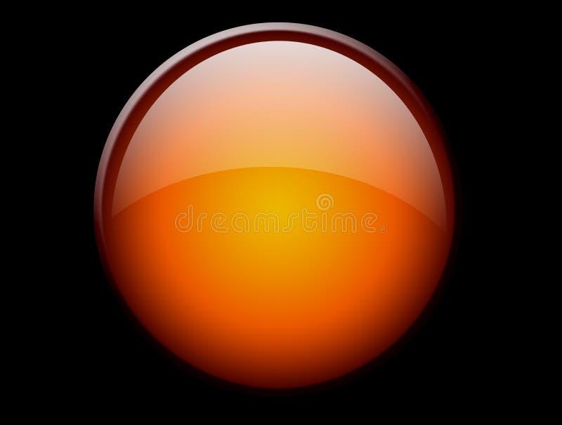 Orange Taste lizenzfreie abbildung
